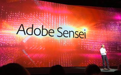 日本人的に胸熱すぎる「アドビ先生」(Adobe Sensei)がAdobe公式からマジで爆誕したぞ #AdobeMAX